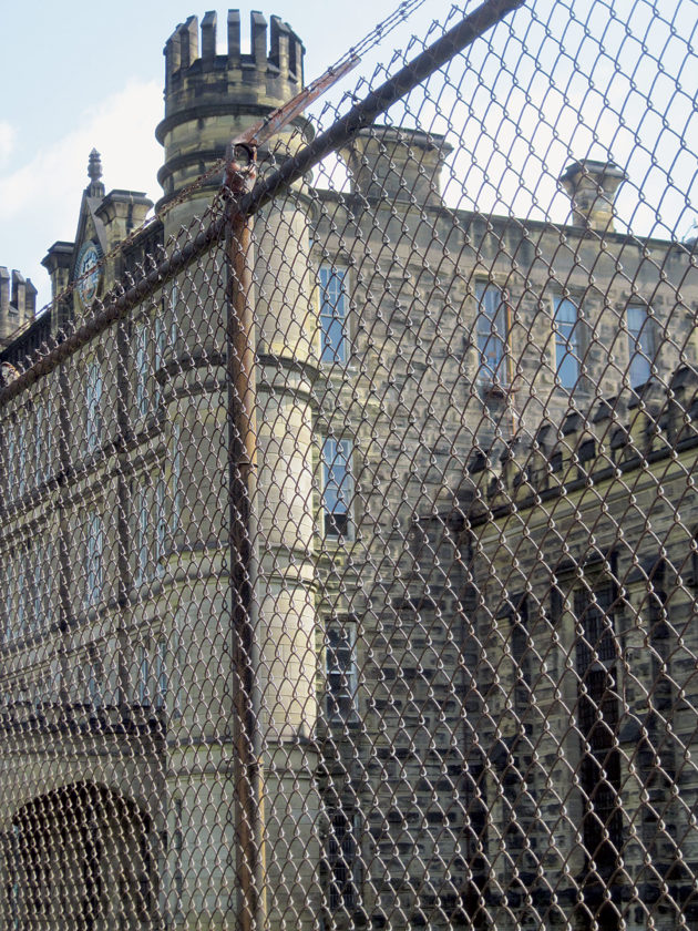 Moundsville Penitentiary Overnight Tour