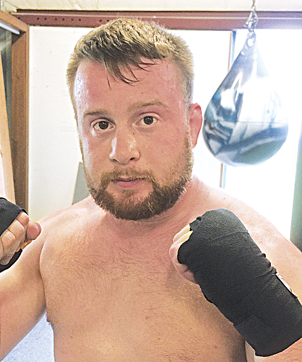 Former Parkersburg South High School four-time state wrestling champion David Jeffrey will make his amateur MMA debut during Saturday's Battle at the Boneyard II.
