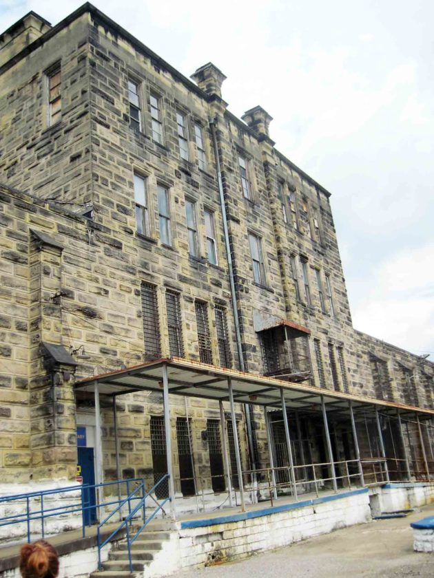 Moundsville Penitentiary Overnight Tours