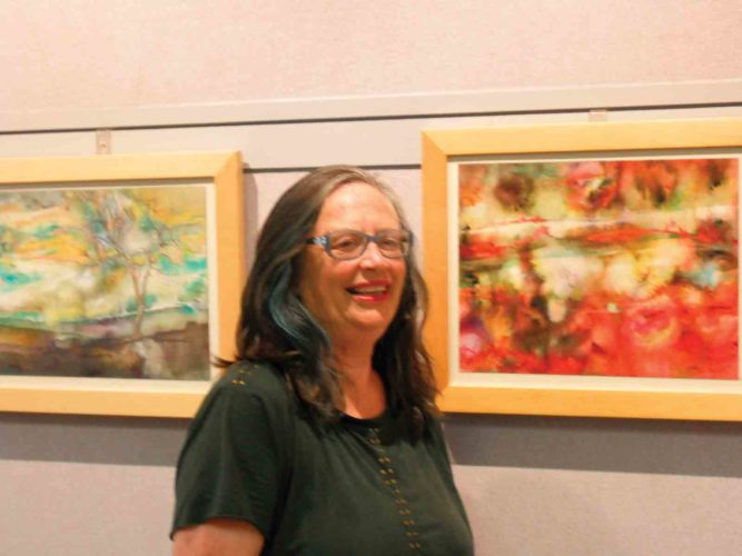 Photo Provided The Virginia Killian Art Exhibit will be on display through the month of September at WesBanco Bank, 415 Market St. in downtown Parkersburg.