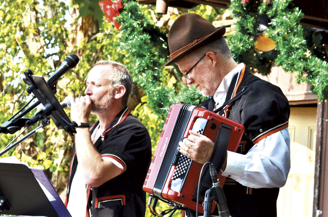 """Photo Provided For a second year, the artisans and crafters will be divided into """"villages"""" during the Mountain State Art and Craft Fair at Cedar Lakes Conference Center near Ripley, including American, Celtic, Italian, German and Swiss."""