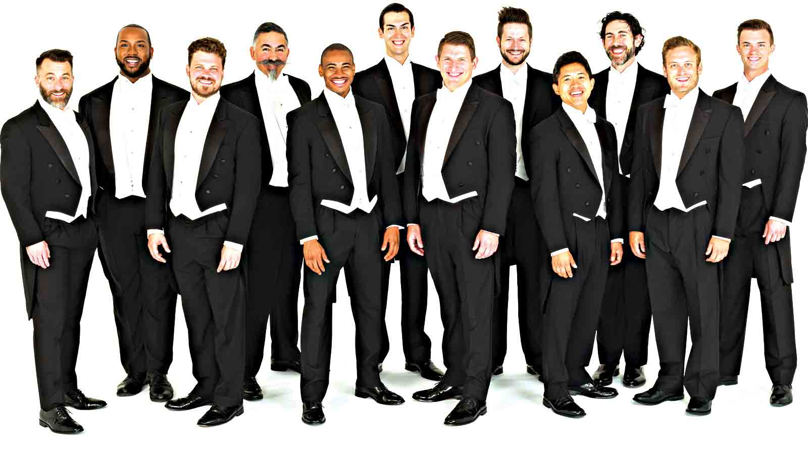 Chanticleer to perform at smoot theatre news sports for The chanticleer