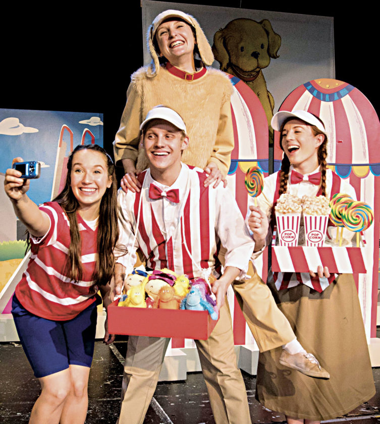 """Photo Provided The Smoot Theatre will present the children's musical """"Biscuit"""" on Nov. 10 as part of the Smoot Kids Club Series."""