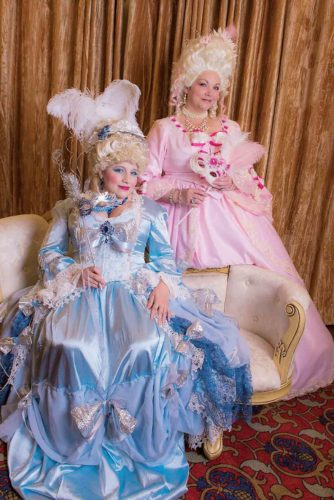 The fourth annual Marie Antoinette Masquerade Ball will be held Nov. 4 at the Betsey Mills Club. Organizers said Monday that 225 tickets will be sold, with ticket sales already under way. (Photo courtesy of Powers Research)