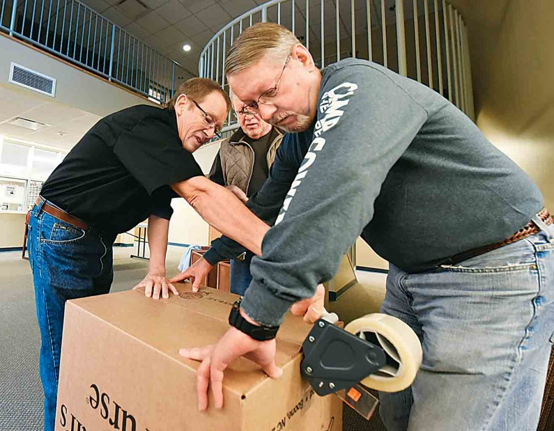 Operation Christmas Child: Community packs Christmas boxes for needy at annual event