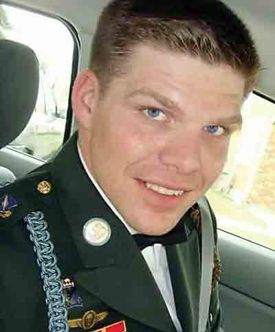 Anson Curry before he was seriously injured in Afghanistan. (Photo Provided)