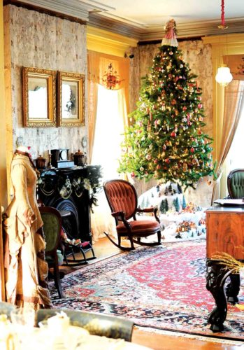 Henderson Hall will be offering Christmas tours from Nov. 25-Dec. 30, with a special evening tour on Dec. 9. (Photo Provided)