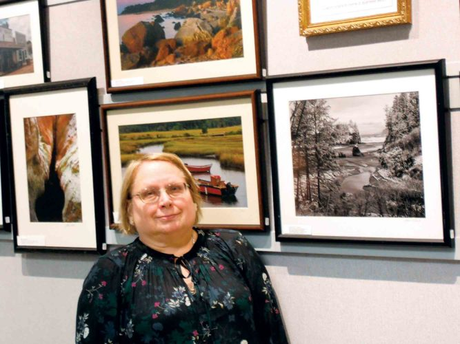 """The Laura Moul photography exhibit, """"Journeys"""" may be viewed at WesBanco Bank, 415 Market St., Parkersburg, through Nov. 31. (Photo Provided)"""