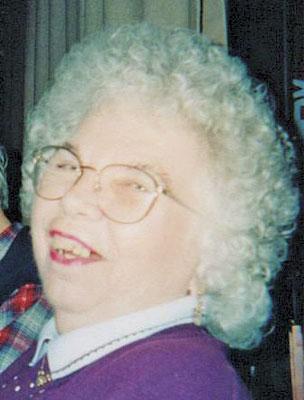 Mary Melline Engle