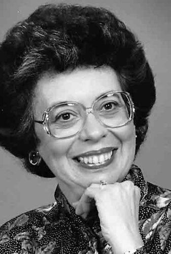 Shirley May Sanders
