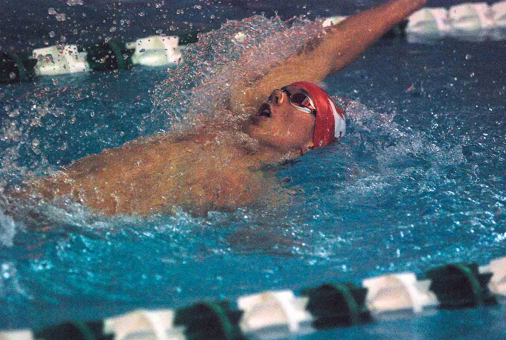 Parkersburg swim team tops marietta news sports jobs - Pool school 123 ...