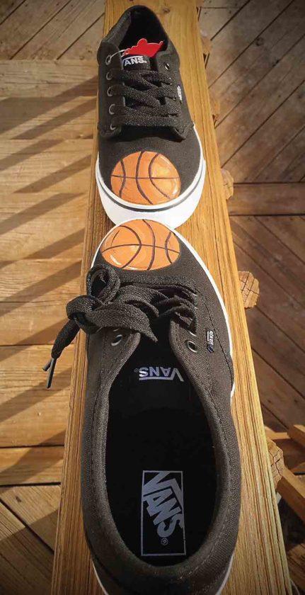 Photo Provided Basketballs