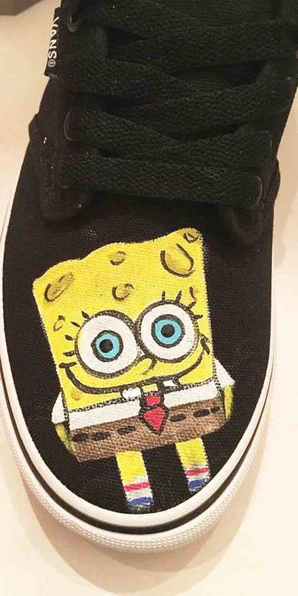 Photo Provided SpongeBob SquarePants