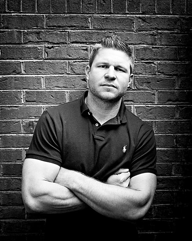 Photo provided by Simon & Schuster Kevin Lacz, actor, author, former Navy SEAL and businessman, will be the keynote speaker at the Marietta Area Chamber of Commerce annual dinner March 12.
