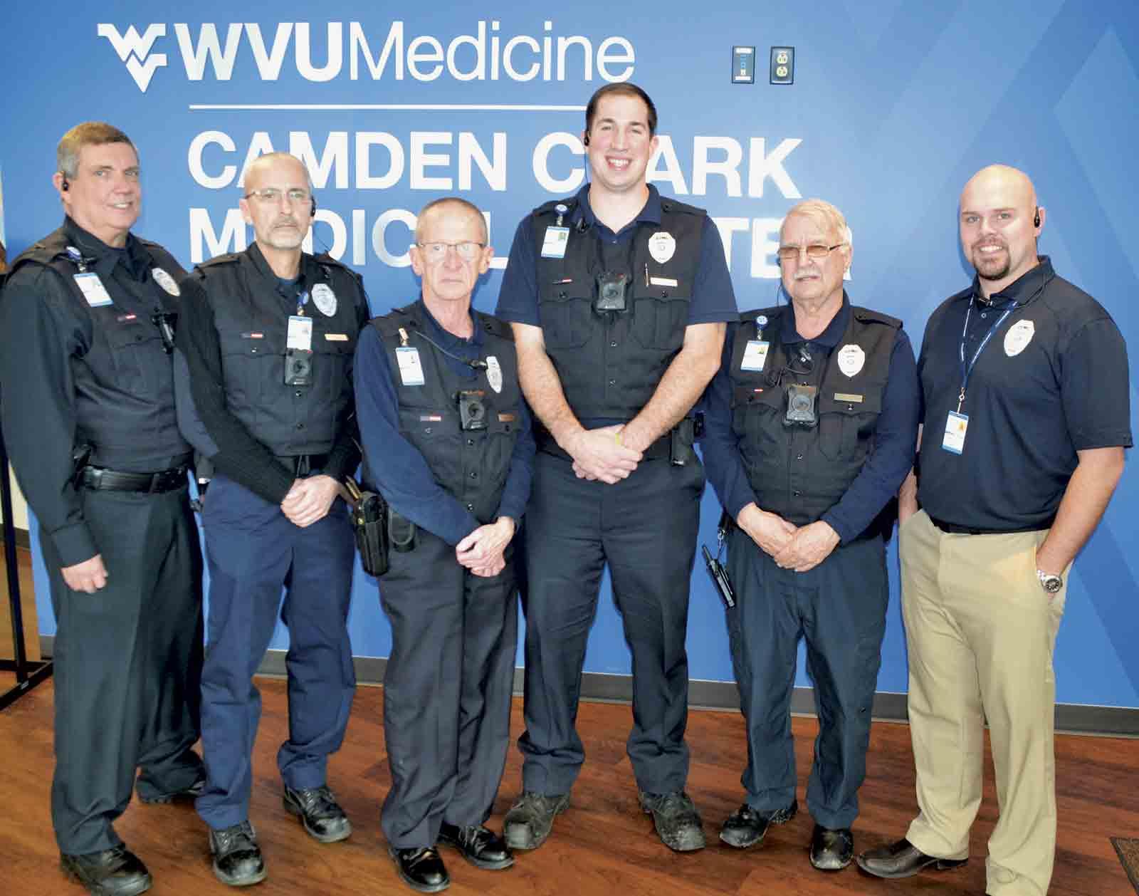 Camden Clark Medical Center providing own security personnel