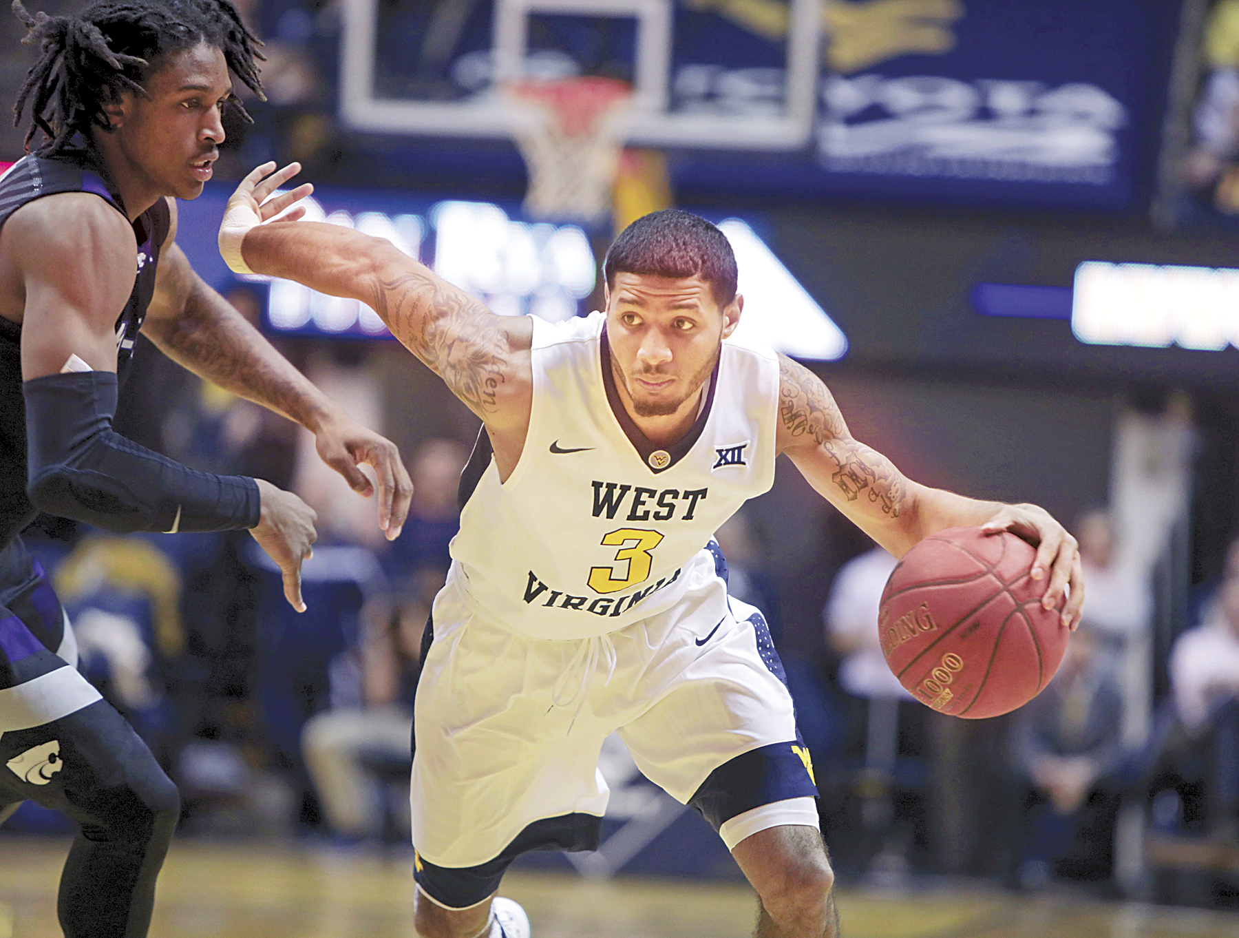 Top 15 battle looms for Mountaineers | News, Sports, Jobs - News and Sentinel