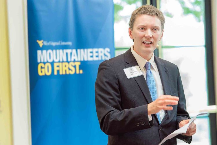 Photo Provided Director John Deskins of the WVU's Bureau of Business and Economics Research said state cuts to programs funded by Medicaid will take money out of the state's economy.
