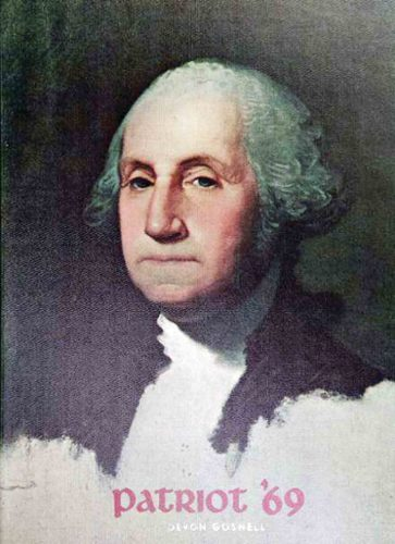 Photo Provided This image of George Washington used to be displayed in most every grade school in Wood County,