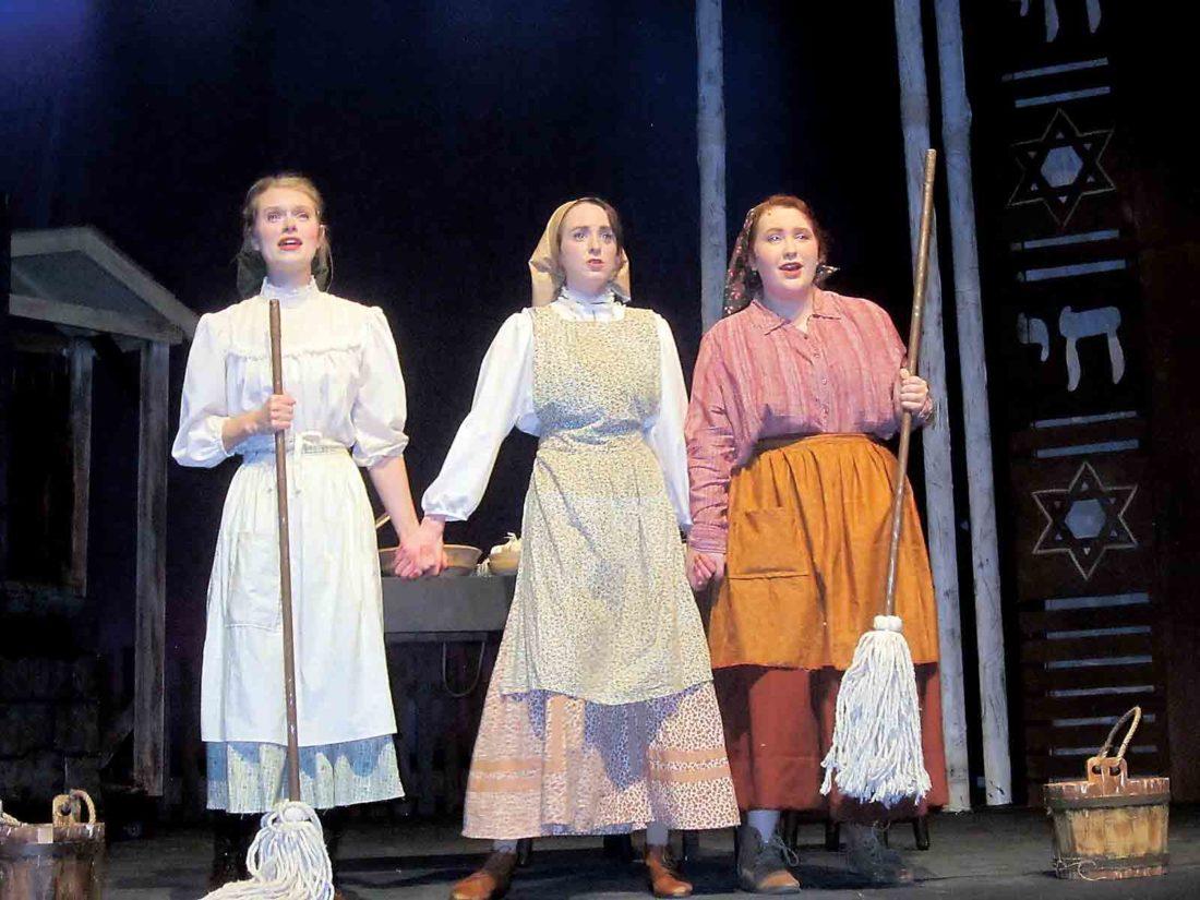 Actors Guild Of Parkersburg To Perform Fiddler On The