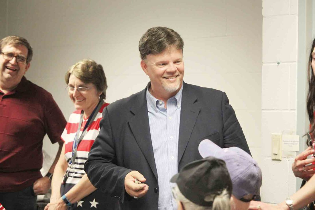 Ritter Wins Washington County Commission Primary News Sports