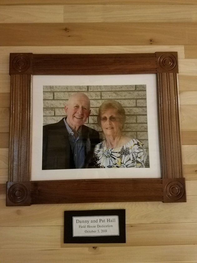 Danny And Pat Hall Honored By Federal Hocking News Sports Jobs