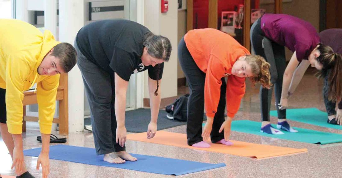 Kids In Crisis Yoga Program Helping Wood County Students Focus