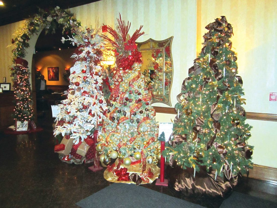Easter Seals Tree Auction To Be Held On Dec 6 At Blennerhassett