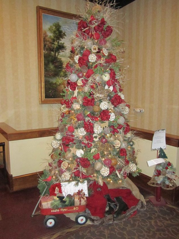Easter Seals Tree Auction To Be Held On Dec 6 At Blennerhassett Hotel