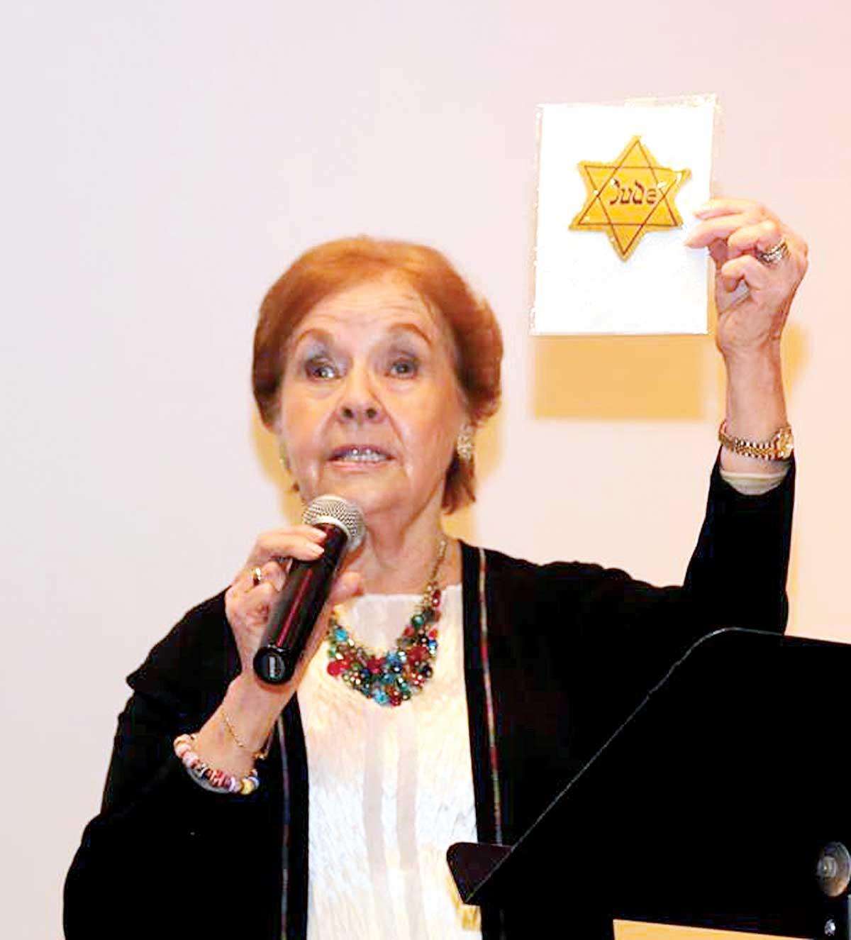 Holocaust Survivor To Share Story At Marietta College
