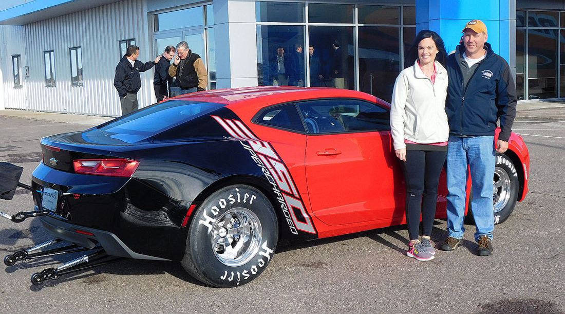 Limited Edition Camaro Arrives In Time For Christmas News Sports