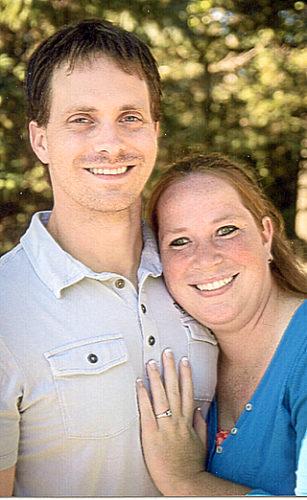 Tracey Billmeier  and Jeffery Ahl
