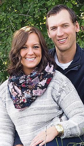 Brynne Retzlaff and Matt Ambroz