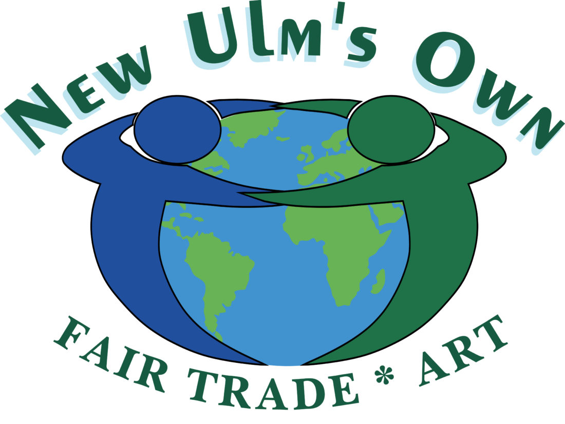 New Ulm's Own logo.