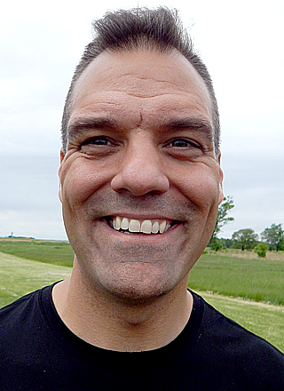 "Adam Sparvie, St. Louis Park: ""Staying at the horse camp, bicycling and learning the history."""