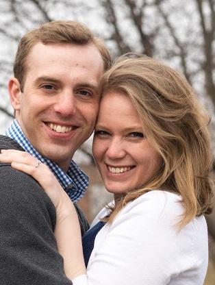 Kristina Iwan  and Daniel Marti