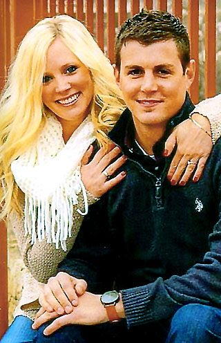 Kari Alswager  and Jimmy Fromm