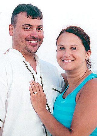 Karissa Besemer  and Jay Geisthardt