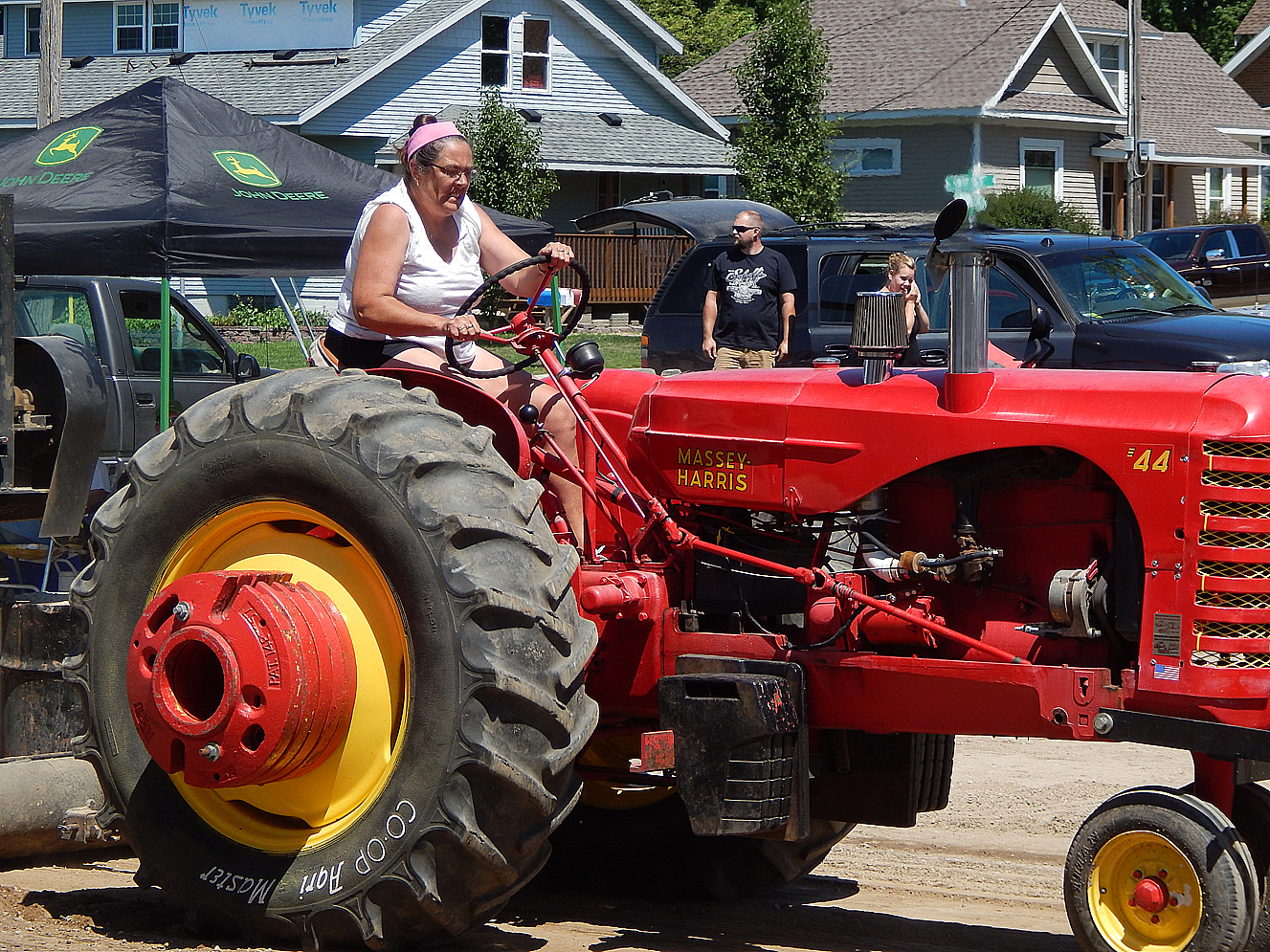 Tractor Pull Tractors : Lafayette tractor pull draws big iron news sports jobs