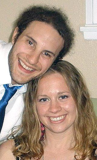 Samantha Mecklenburg and Brendan Clemente