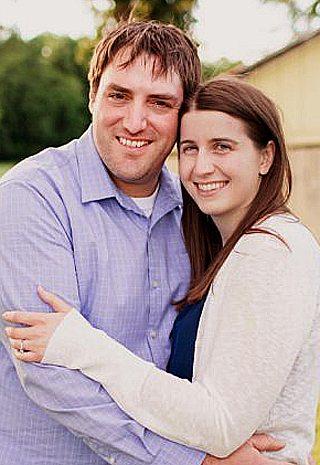 Jessica Brandel and Andrew Gleisner