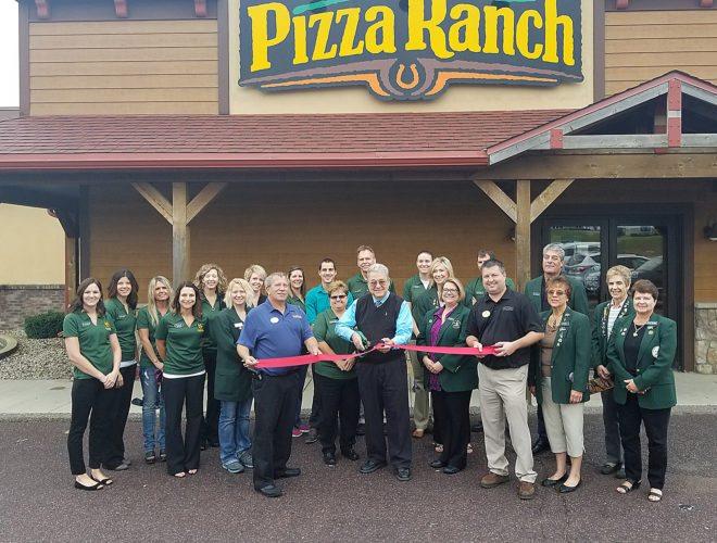 willkommen Pizza Ranch