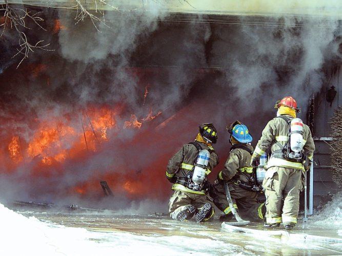fire garage