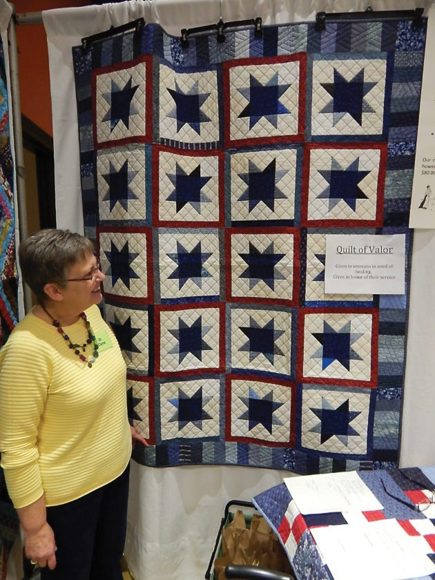 New Ulm Quilt Show Has 400 Quilts On Display News Sports Jobs