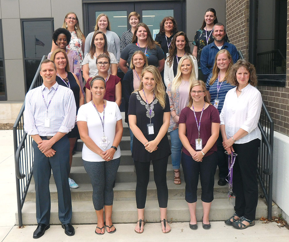 New district 88 teachers ready to start year news sports jobs this years new district 88 teachers gather outside new ulm middle school on monday after the first day of new teacher orientation in preparation for the thecheapjerseys Image collections