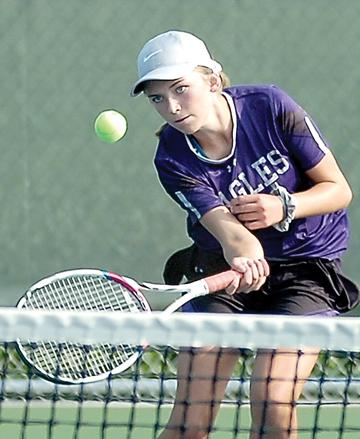 Redwood Valley Defeats New Ulm In Girls Tennis News Sports Jobs