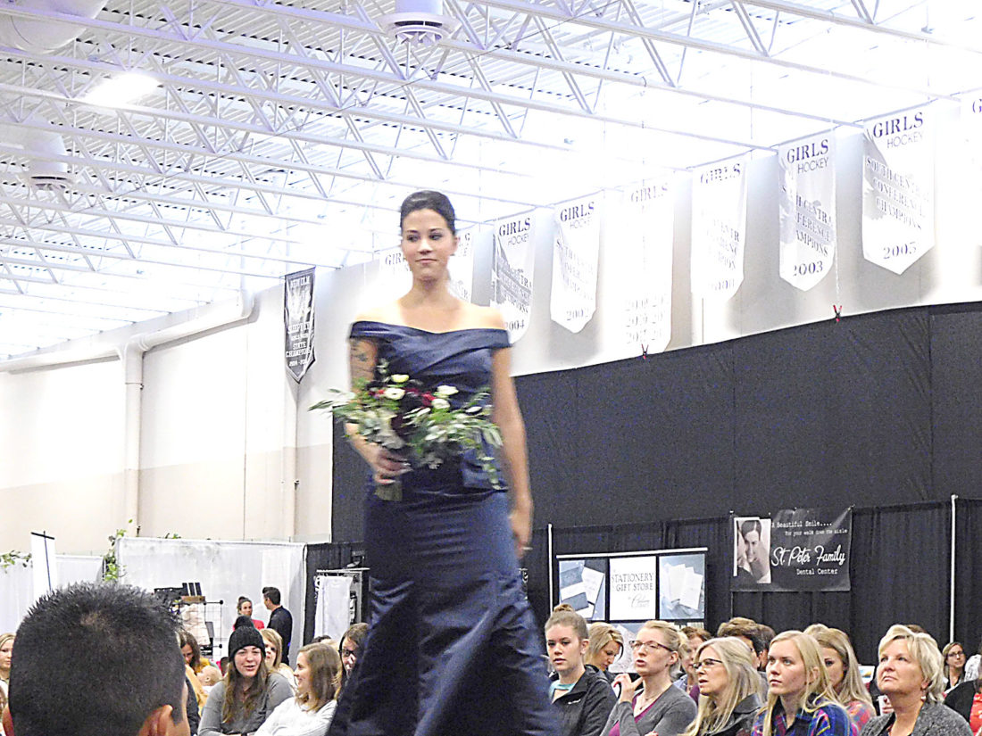 Beautiful bridal gowns dazzle | News, Sports, Jobs - The Journal