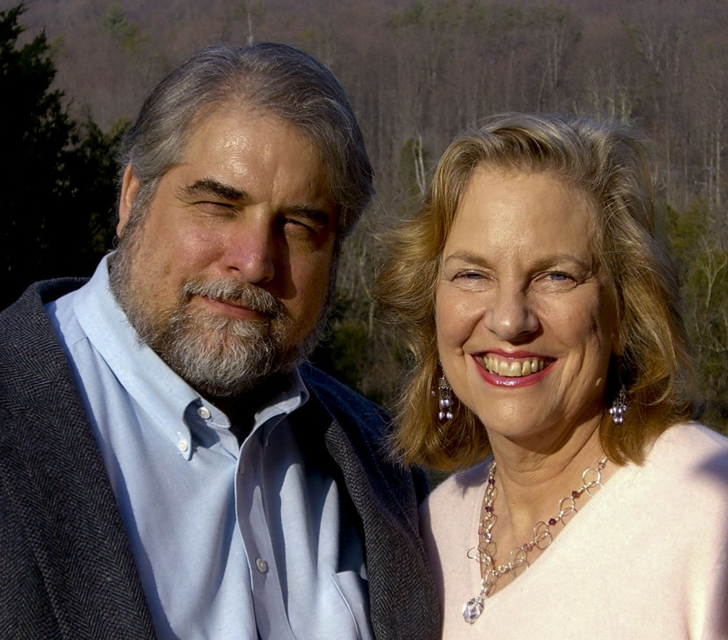 """John Link and Jo Lee Loveland Link,  of Star Tannery,  are the co authors of """"Return of the Three Kings, """" a guide to celebrating the 12 days from Christmas to Epiphany. Courtesy Photo"""