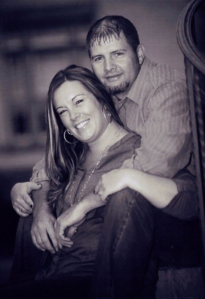 LeAnn Marie Lewis and Michael Haffer