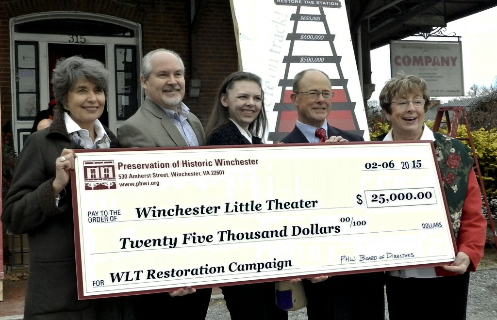 WINCHESTER LITTLE THEATER