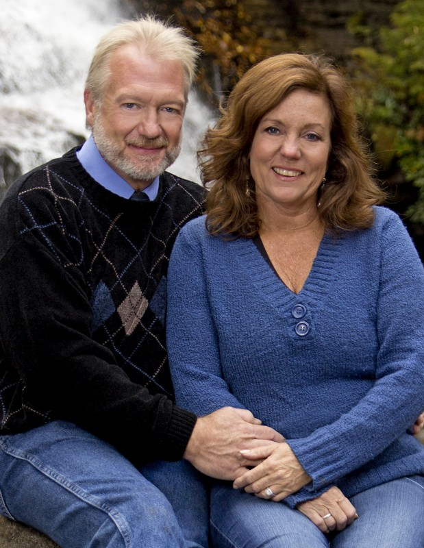 Wes Eisentrout and Jill Bandy